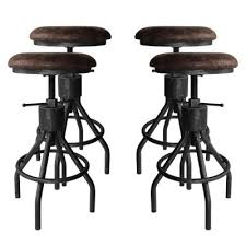 <b>4</b> - <b>Bar Stools</b> - Kitchen & Dining Room Furniture - The Home Depot