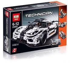 <b>Конструктор Lepin Technics</b> 23002 Супер-кар Кенигсегг - <b>Technic</b> ...
