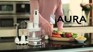Aura 6-in-1 Hand Blender | <b>Russell Hobbs</b> - YouTube
