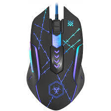 <b>Проводная игровая мышь Defender</b> Forced GM-020L оптика ...