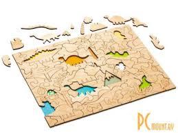 Купить <b>Пазл Wood Machine Динозавры</b> 11497.02 в Минске