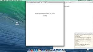 latex tutorial of starting a report and title page