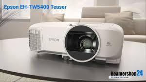 <b>Epson EH</b>-<b>TW5400</b> Teaser - YouTube