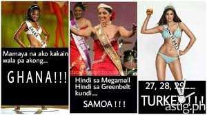 15 witty beauty pageant memes that will make you laugh - ASTIG.PH via Relatably.com