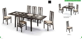 Modern Dining Room Set Modern Dining Table Modern Glass Dining Room Tables For Exemplary