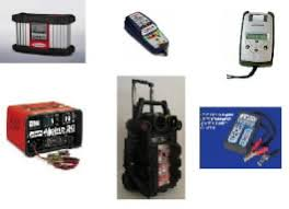 Battery chargers, testers, jump starters - Stokker