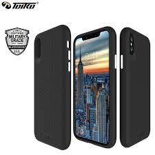 TOIKO X Guard 2 in 1 Hybrid Cases for <b>iPhone X</b> XS MAX XR ...