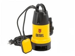 <b>Дренажный насос Denzel DP900</b> (900 Вт) — купить по выгодной ...