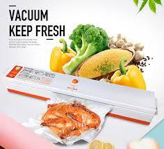 Food <b>Vacuum Sealer Packaging Machine</b> 110V 220V Film Sealer ...