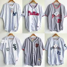 Outside single Europe and America NY baseball uniform hip hop ...