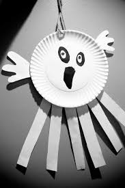 halloween craft 2 paper plate ghost decorations the not so it
