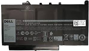 Dell Latitude E7270, E7470 42WHr <b>3</b>-<b>Cell Primary Battery</b>: Amazon ...