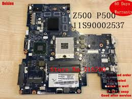 Working Tested Motherboard 90002537 For <b>Lenovo Ideapad</b> Z500 ...