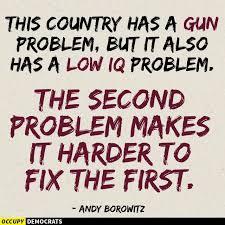 Image result for anti gun cartoons