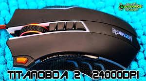 Геймерская rgb Мышка <b>RedRagon Titanoboa 2</b> 24000DPI <b>mouse</b> ...