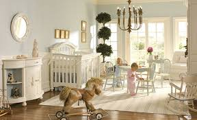 a more spacious nursery with room to playvery traditional beyonce baby nursery