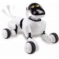 <b>Интеллектуальный щенок</b>-<b>робот собака</b> PuppyGo APP