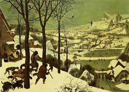 hunters in the snow it s mike ettner s blog bruegel hunters in the snow 31