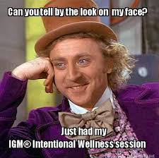 Meme Maker - Just had my Can you tell by the look on my face? IGM ... via Relatably.com