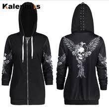 <b>skull wings</b> hoodie