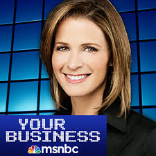 The 2011 SCORE Award Winner for Outstanding Woman-Owned Small Business Rachel Weeks of School House Inc. on MSNBC's Your Business segment: Finding - MSNBC-s-Your-Business--jpg