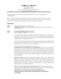 example of paralegal resume sample legal secretary resume sample resume legal assistant