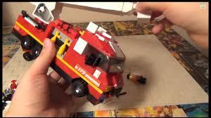 <b>Конструктор Sluban</b> - <b>Пожарная</b> машина - Lego аналог - YouTube