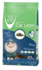 <b>Van Cat</b> комкующийся <b>наполнитель</b> без пыли с ароматом ...