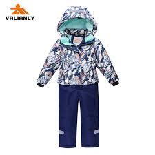 <b>2019 Winter Ski</b> Suit For Girls One piece Children <b>Ski</b> Suit <b>Winter</b> ...