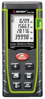 Лазерный <b>дальномер SNDWAY SW-T40</b> — купить по выгодной ...