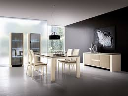 Dining Room Accent Furniture Black Accent Wall On Bestdecorco