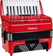 <b>ROLAND</b> FR-1X RD купить в Музторге по выгодной цене