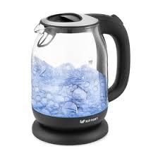 <b>Чайник электрический Kitfort KT-654-6</b>, 2200 Вт, 1.7 л, стекло ...