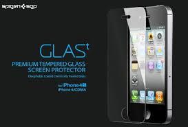 Новый <b>аксессуар</b> — <b>защитная пленка</b> GLAS.t для iPhone 4S ...
