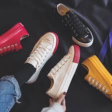 Canvas Fashion Shoes Woman 2019 Spring <b>New Fashion Candy</b> ...