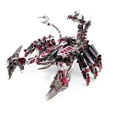 Microworld Red Devils Скорпион 3D металлические головоломки ...