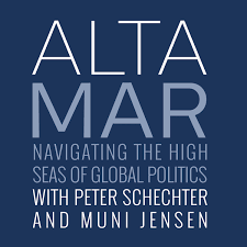 Altamar - Navigating the High Seas of Global Politics