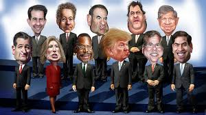 Image result for picture republican candidates