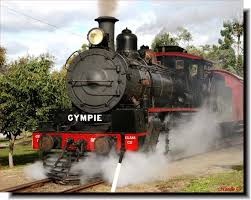 Queensland C17 class locomotive