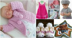 50 Most Adorable <b>Crochet</b> Baby Items You Need To Make Today ...