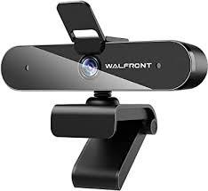1080P Webcam for PC Laptop Desktop, <b>360</b>-<b>Degree Rotation</b>