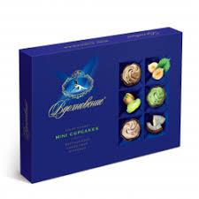 Отзывы о <b>Набор конфет Вдохновение Mini</b> Cupcakes