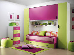 f wonderful decorating ideas space saving of small bedroom for children girls the headlining cute purple and light green color paint wooden ikea furniture childrens bedroom furniture small spaces