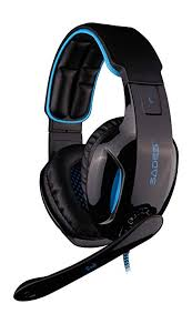 Amazon.com: <b>Sades Snuk</b> Wired Gaming Headset with 7.1 ...