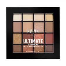 Палетка <b>теней NYX Professional Makeup</b> Ultimate <b>Shadow</b> Palette ...