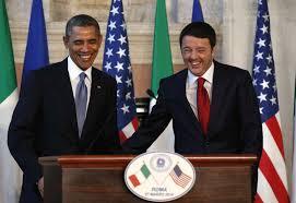 Risultati immagini per foto do Obama renzi e benigni