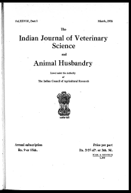 title page papers > medicine veterinary > veterinary individual page