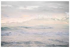 Abstract <b>Ocean</b> wall art <b>Waves print</b>, Large Pink artwork <b>Water</b> art ...