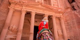 <b>Petra</b>, <b>Jordan</b> from 'Indiana Jones' is one of 7 Wonders Of The World ...