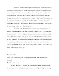 information technology essay sample   information technology